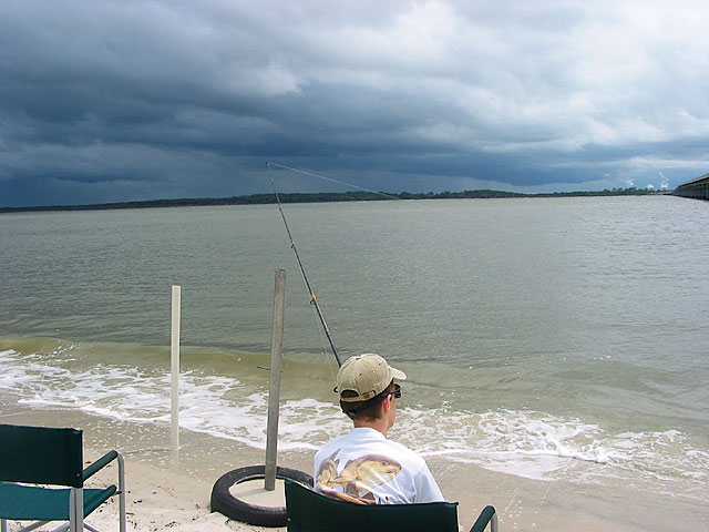 Fishing in amelia island florida for Amelia island fishing